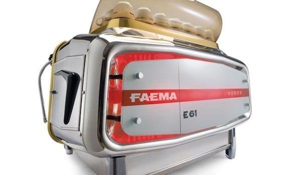 Cafetera Faema E61: Precio y Opiniones