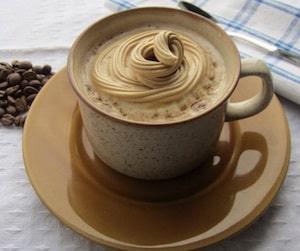 Receta de crema de café casera fácil