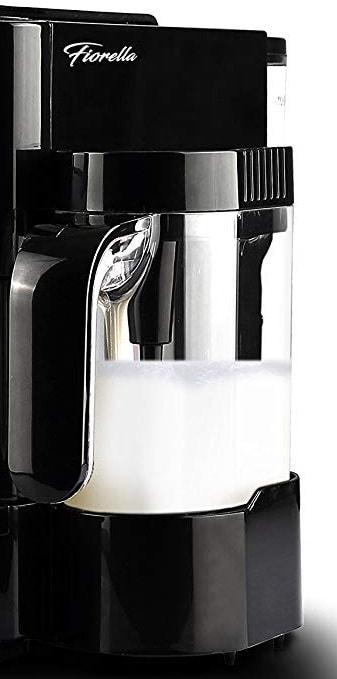 Fotografía del depósito de leche de la Fiorella NP-150