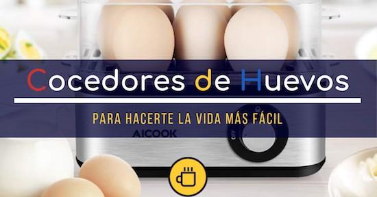 Hervidores para huevos duros