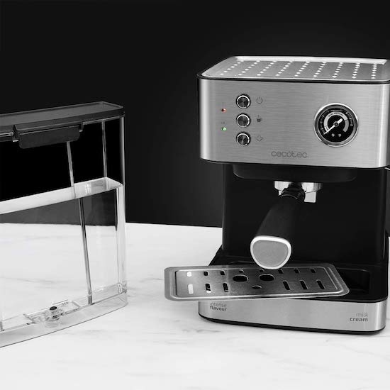 Cafetera express Cecotec Power Professional