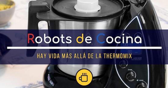 Comprar un robot de cocina en amazon
