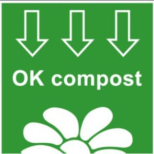 Sello OK Compost para cápsulas de café compostables
