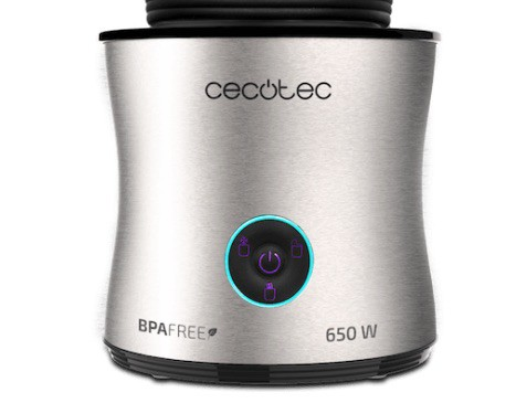 Foto del espumador de leche Cecotec Power Moca Spume 5000