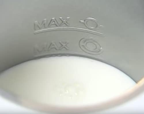Espumador de leche Lidl: comprar