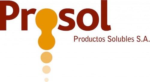 Logo de las cápsulas Prosol de Mercadona