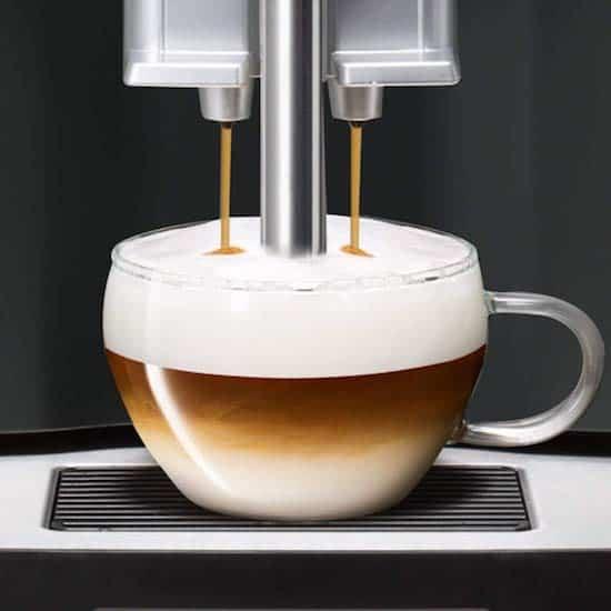 Cafetera automática Siemens Eq3 - comprar online