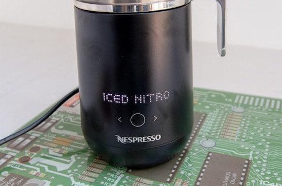 Cafetera Nespresso Barista - comprar online