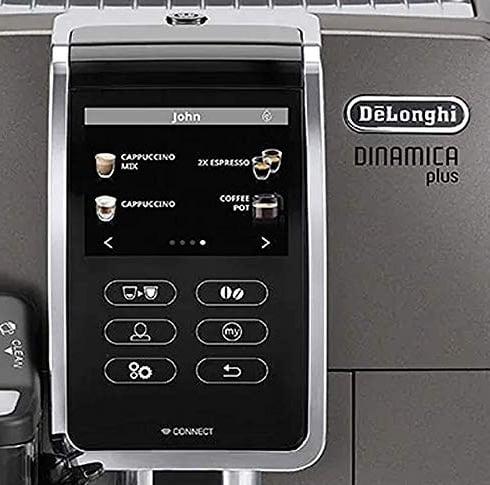 Comprar Delonghi ECAM 370.95t de Titanio