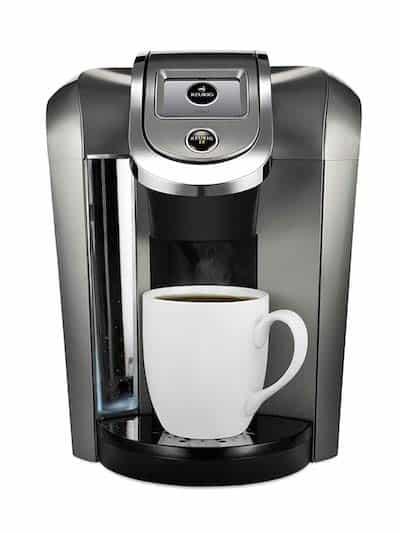 Cafetera Keurig 2.0 K500