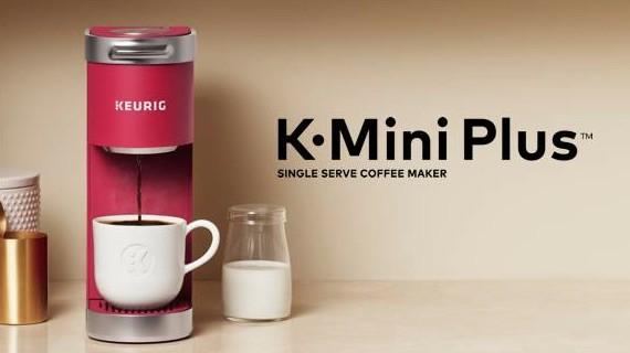 Cafetera Keurig k-Mini Plus