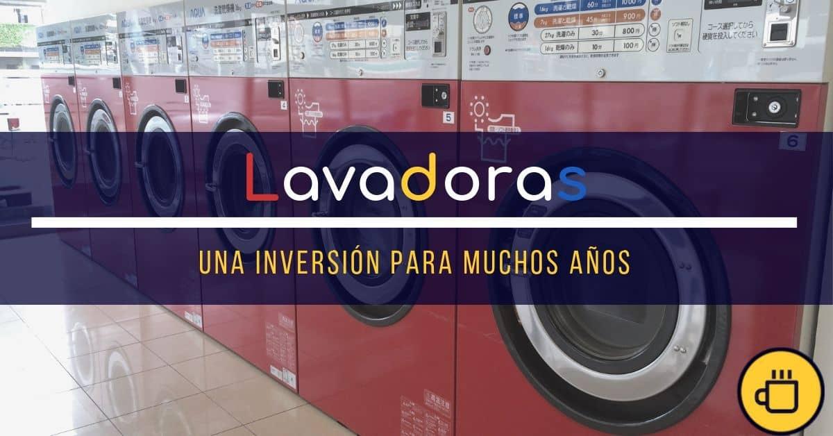 Las mejores lavadoras - comparativa