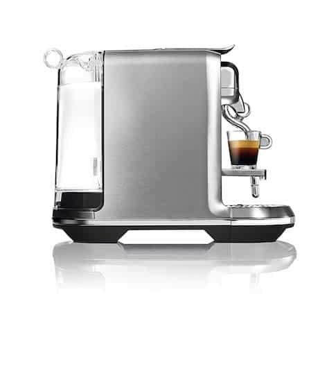 Imagen de la cafetera Nespresso Creatista Plus - Comprar en Amazon