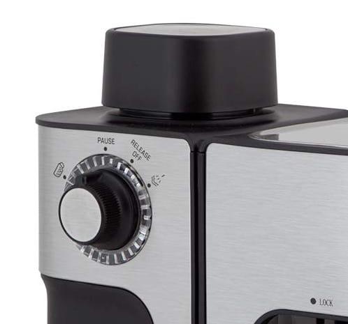 Cafetera de hidropresión Orbegozo EXP-5000