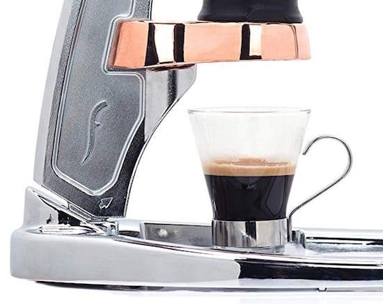 Comprar Flair Espresso en Amazon