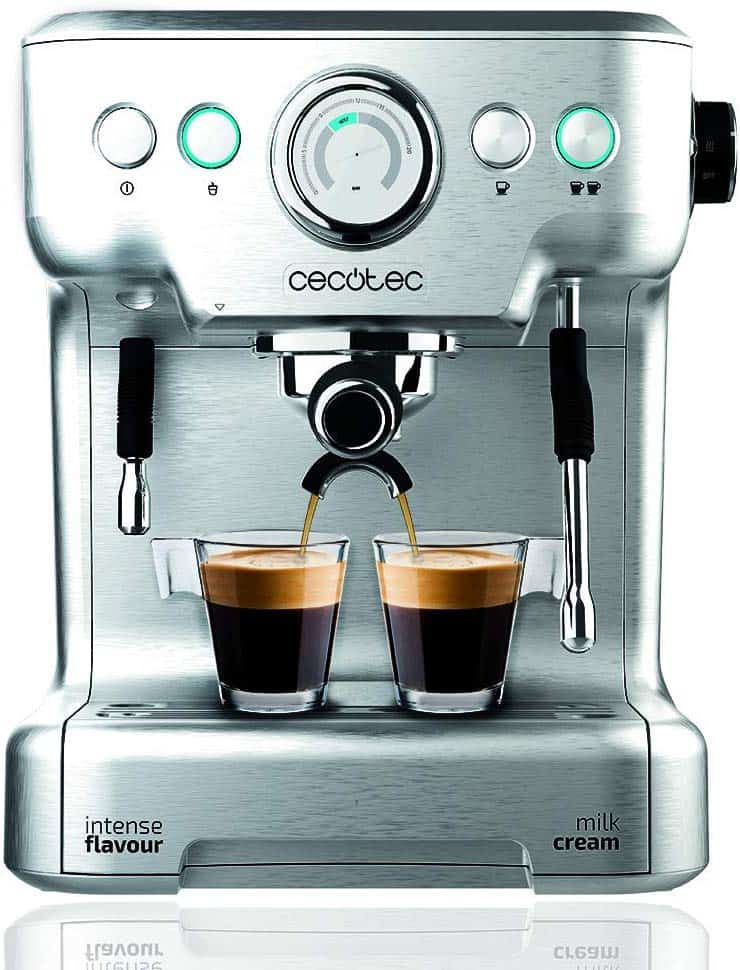 ▷ Cecotec Power Espresso 20 Barista Pro Opiniones