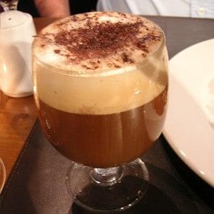café con baileys