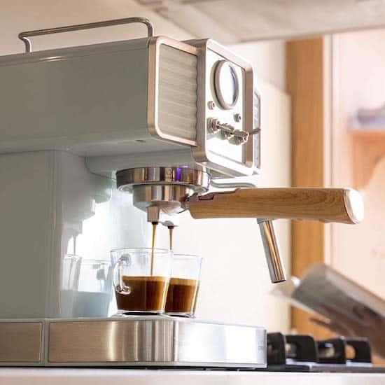 Opiniones sobre la cafetera Cecotec Power Espresso 20 Tradizionale