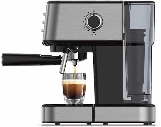 Cafetera Ikohs Barismatic de 20 bares de presión