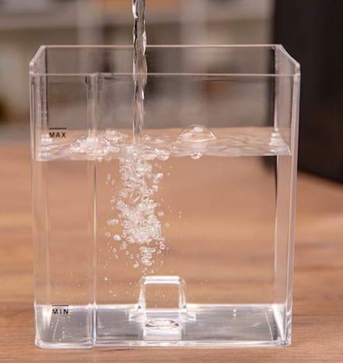 Depósito de agua de la cafetera Solac CE4501 Squissita