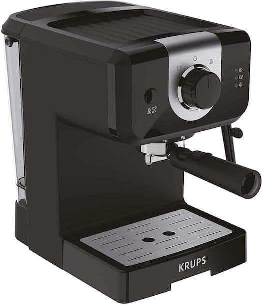 Foto de la cafetera Krups Opio en Amazon