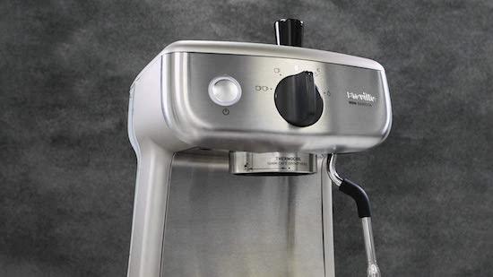 Cafetera express Breville MiniBarista