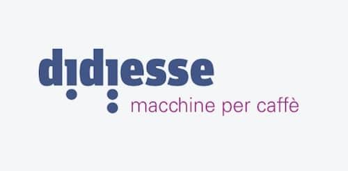 logo de las cafeteras Didiesse
