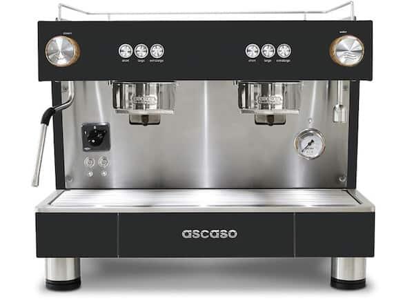 Cafetera express Ascaso Bar de 2 grupos
