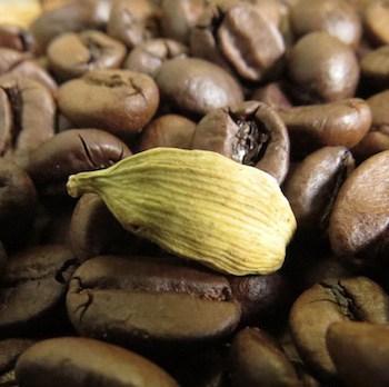 Receta de café y cardamomo: beneficios