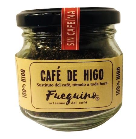 Café de higos tostados