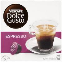 Cápsulas Dolce Gusto Espresso