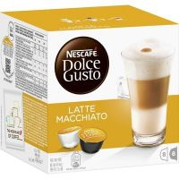 Cápsulas Dolce Gusto Latte Macchiato