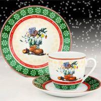 Juego de Café Navidad (6 tazas)