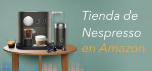 Tienda Online de Nespresso en Amazon
